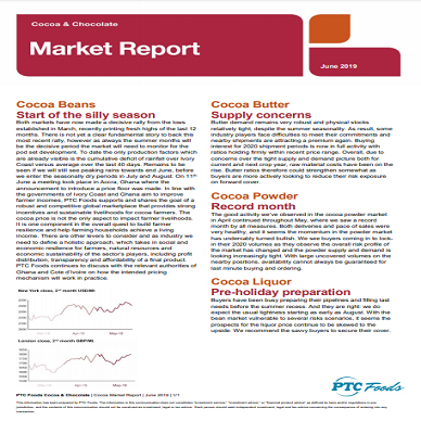 Cocoa & Chocolate Market Report