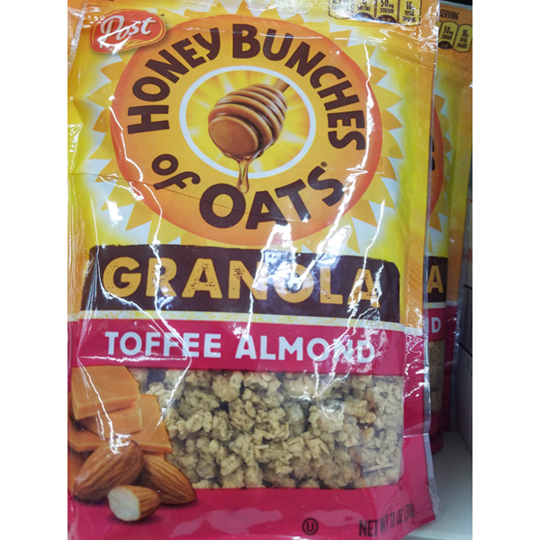 Honey Bunches of Oats Granola